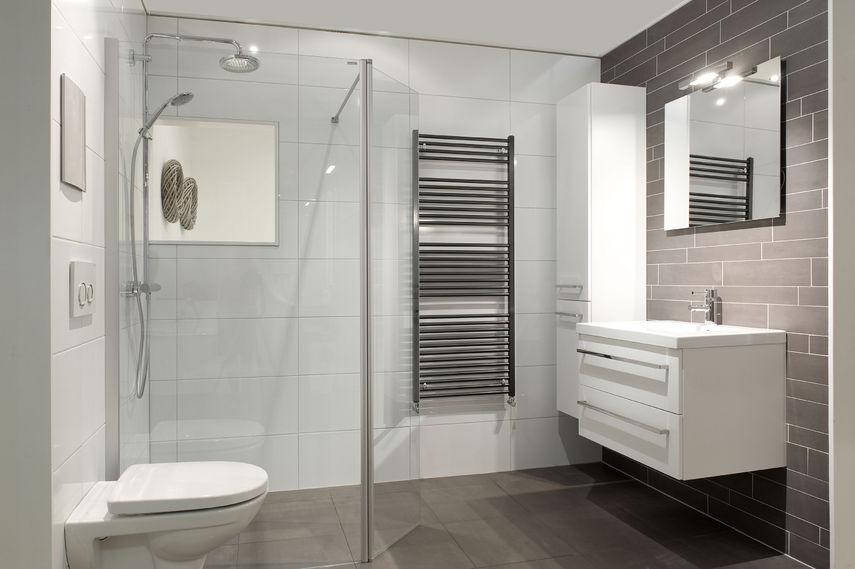 nieuwe badkamer ikea trendy george van dijke klaaswaal